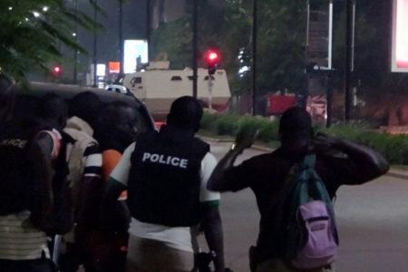 Burkina Faso'da Türk restoranına saldırı: 18 ölü