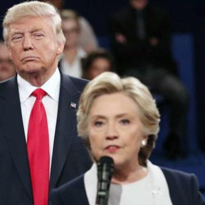 Clinton: 'Benden uzak dur sapık, yanıma yaklaşma' dememek için kendimi zor tuttum