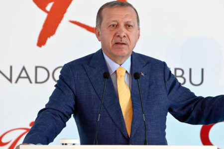 Erdoğan: Bu yolda yeni 15 Temmuz'lara var mıyız?