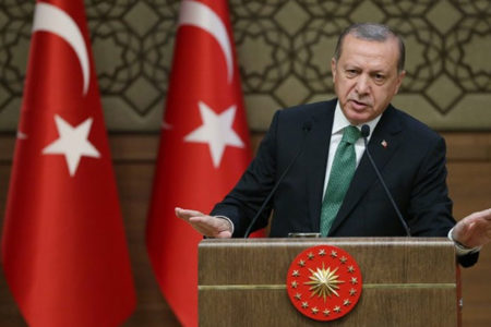 Erdoğan: Nereye müracaat ederseniz edin, 2019, AKM'nin bittiği yıl olacak