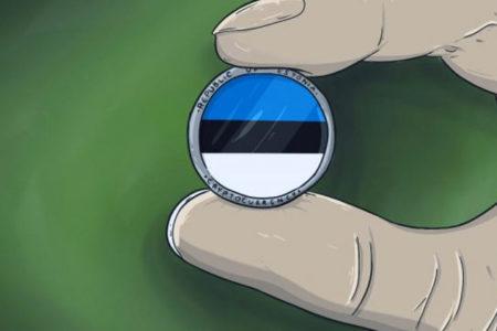 Estonya 'sanal para birimine' geçiyor