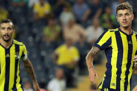 Fenerbahçe UEFA Avrupa Ligi'ne veda etti: Fenerbahçe 1-2 Vardar