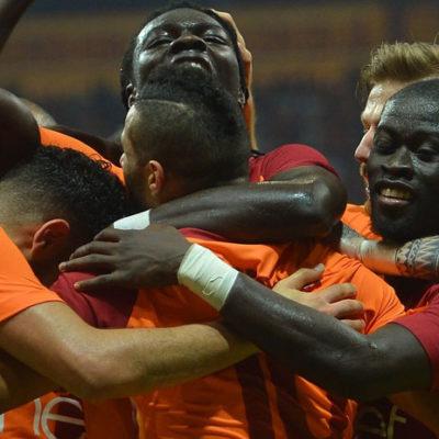 Aslan evinde farklı kazandı: Galatasaray 4-1 Kayserispor