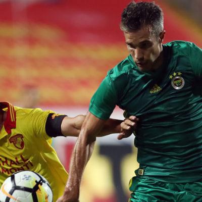 İzmir'de puanlar paylaşıldı: Göztepe 2-2 Fenerbahçe