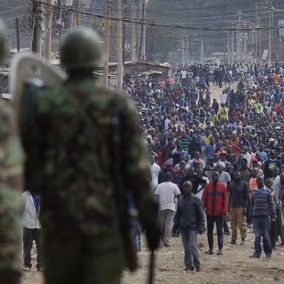 Kenya'da başkanlık protestosu: 11 kişi hayatını kaybetti
