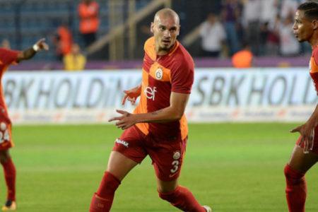 Galatasaray, deplasmanda Osmanlıspor'u 3-1 mağlup etti