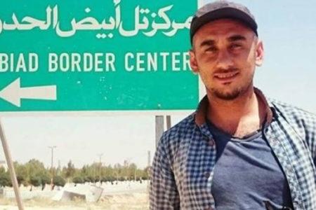 DİHA muhabiri Mehmet Sıddık Damar tutuklandı