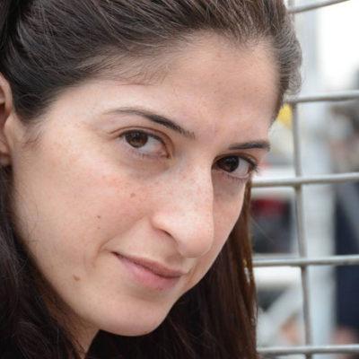 Gazeteci Meşale Tolu tahliye edildi