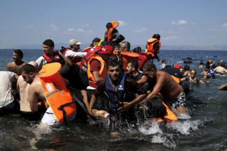 Türkiye'den Yunanistan kıyılarına her hafta ortalama 365 göçmen ulaştı