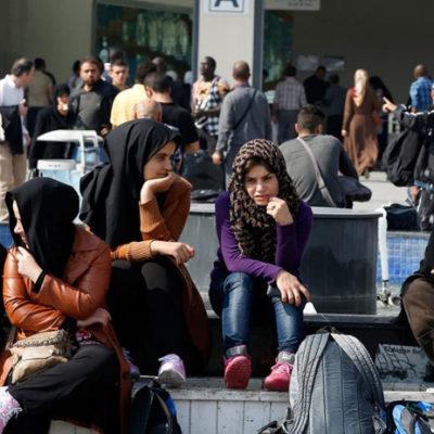 Suriyeli sığınmacılar geri dönüyor