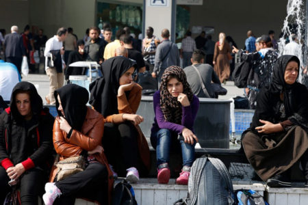603 bin Suriyeli geri döndü