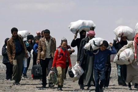 Üç binden fazla sivil ve 275 Suriye kökenli IŞİD'li Rakka'yı terk etti