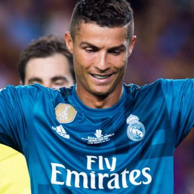 Kart gördükten sonra hakemi iten Ronaldo'ya 5 maç ceza