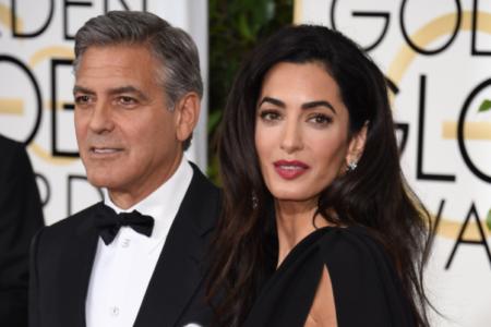 Clooney çifti Suriyeli çocuklar için okul açmaya hazırlanıyor