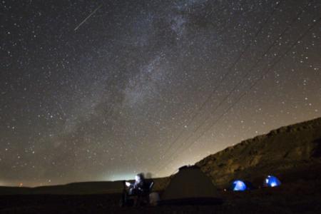 Ağustos ayı içinde Ay tutulması, meteor yağmuru ve Güneş tutulması yaşanacak