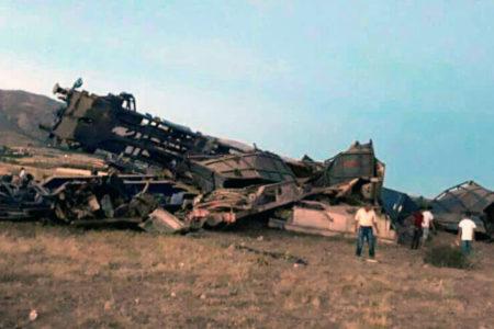 İki makinist tamir edilmesi gereken trenle göz göre göre ölüme yollanmış