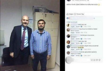 Mezarlık saldırganının ifadesi Bakan Soylu'yu yalanladı