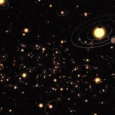 Evrenin 2700 yıllık 'gözü' bulundu