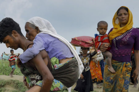 Bangladeş'e kaçanların sayısı 270 bine ulaştı, can kaybı artıyor