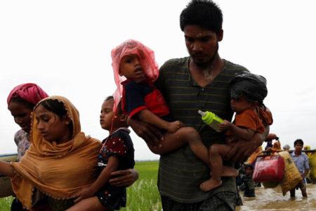 BM: Müslüman Arakanlılara yönelik temizlik operasyonu Ağustos'ta başladı