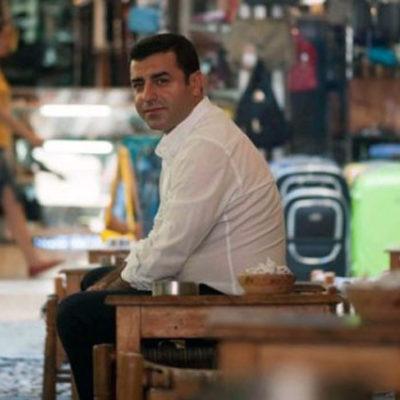 Demirtaş'ın 'Seher' kitabı Diyarbakır Cezaevi'nde yasaklandı