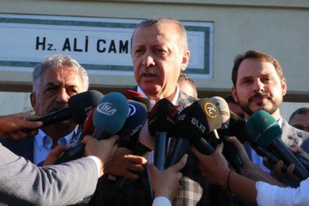 Erdoğan: İdlib'e askeri çıkarma yapacağız