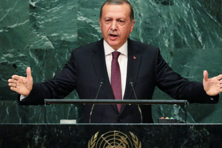 BM'de konuşan Erdoğan: Irak'ın bağımsızlık talepleri çatışmaya neden olabilir