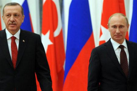 Putin: Suriye iç savaşının sona ermesi için fiili koşullar oluştu