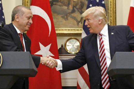 """Yeni Şafak yazdı: Erdoğan fırçaladı, Trump, """"PYD'ye silahı kesin"""" talimatı verdi"""