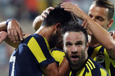 Fenerbahçe nefes aldı: Aytemiz Alanyaspor 1-4 Fenerbahçe