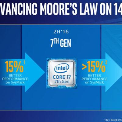 Intel'den 8. Nesil Coffee Lake işlemci ailesi