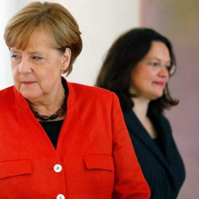 Alman basını: Hükûmetin hızlı kurulacağına ilişkin tüm ümitler suya düşmüş gibi