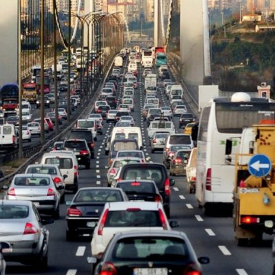 Motorlu taşıtlar vergisine tarihi zam