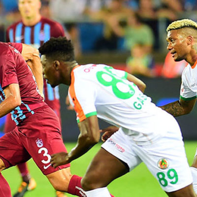 Alanyaspor'dan tarihi geri dönüş: Trabzonspor 3-4 Aytemiz Alanyaspor