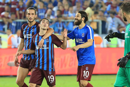 Trabzonspor, Abdülkadir Ömür'e 5 yıllık imza attıracak