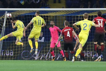 Dünya Kupası'na katılma hayalleri mucizelere kaldı: Ukrayna 2-0 Türkiye