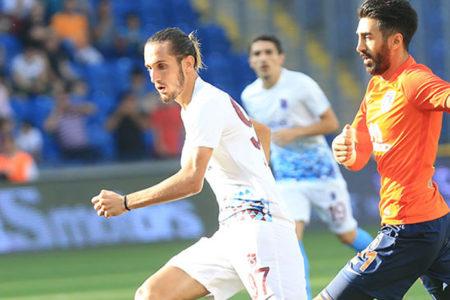 Haftanın maçında kazanan çıkmadı: Başakşehir 2-2 Trabzonspor