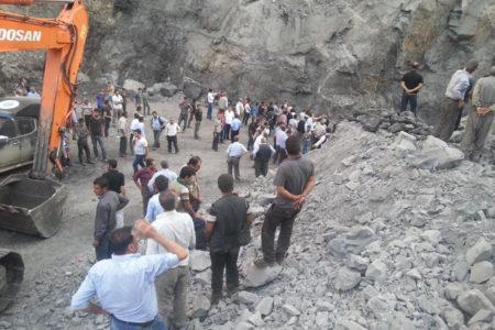 Şırnak'ta ruhsatsız kömür ocağında göçük: 6 işçi hayatını kaybetti