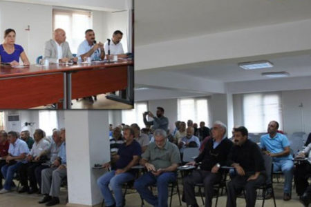 Yamanlar Cemevi'ne kayyım atandı