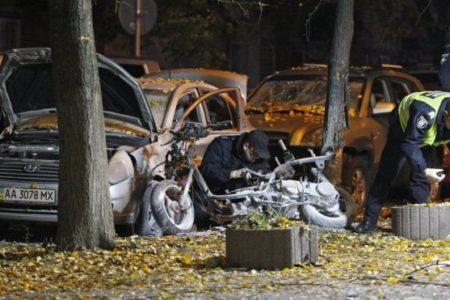 Ukrayna'da bombalı suikast