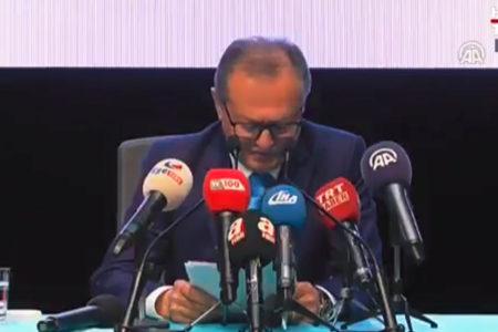 Balıkesir Belediye Başkanı, gözyaşlarıyla istifa etti