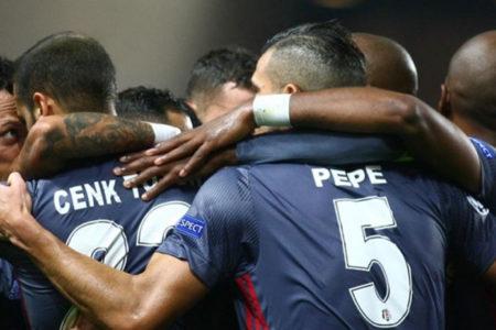 Fransız basınından Beşiktaş'a övgüler
