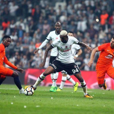 Beşiktaş-Başakşehir Maçı 1-1