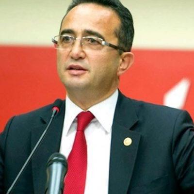 CHP Sözcüsü Bülent Tezcan: Erdoğan faşist ve şeddeli bir diktatördür!