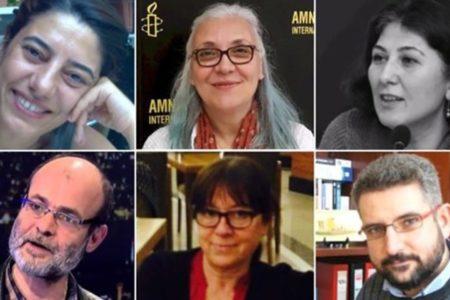Büyükada davasında tutuklanan insan hakları aktivistlerinin tamamına tahliye kararı