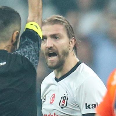 Beşiktaş'ta üç oyuncu kadro dışı!