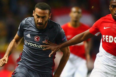 Monaco, Beşiktaş karşısına iki yıldızından yoksun çıkacak