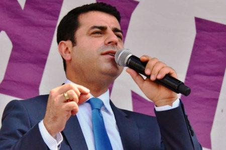 Mahkeme, Demirtaş'ın duruşmada hazır edilmesine ilişkin bakanlıktan 'olur' istedi
