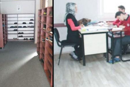 MEB'de medrese dönemi: Ayakkabıyla girilemiyor, cuma günü eğitime ara veriliyor