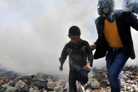 BM: Nisan ayındaki kimyasal saldırıyı Esad yaptı